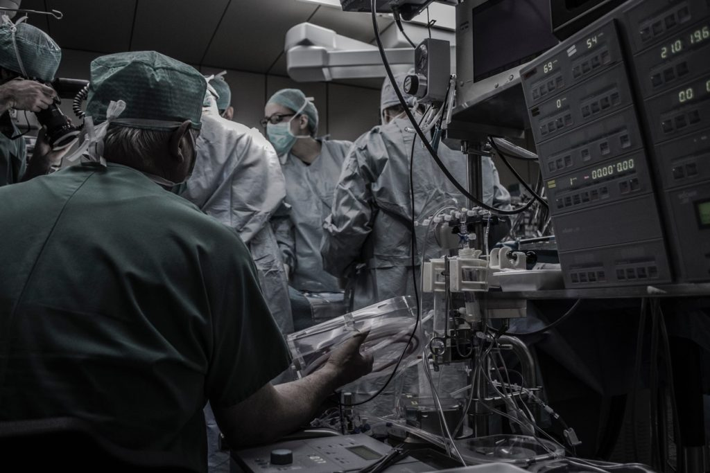 Transplant surgery. Photo by Piron Guillaume on Unsplash