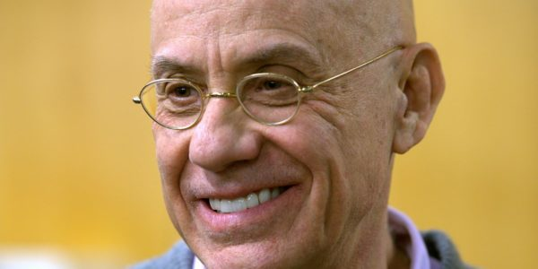 Author James Ellroy