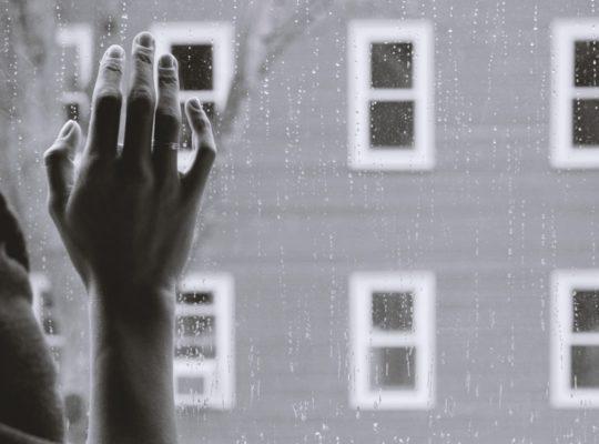Isolation, trapped indoors. Photo byKristina TripkoviconUnsplash.