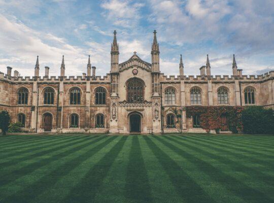 Distinguished higher education university building. Photo byVadim SherbakovonUnsplash