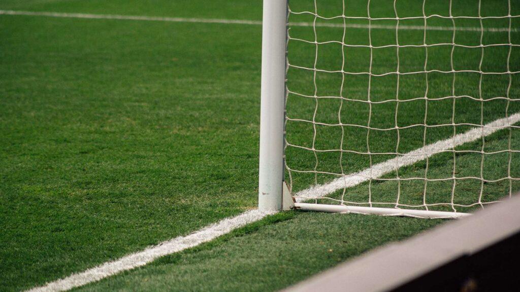 Hawk eye: football goal line. Photo by Nathan Rogers on Unsplash.